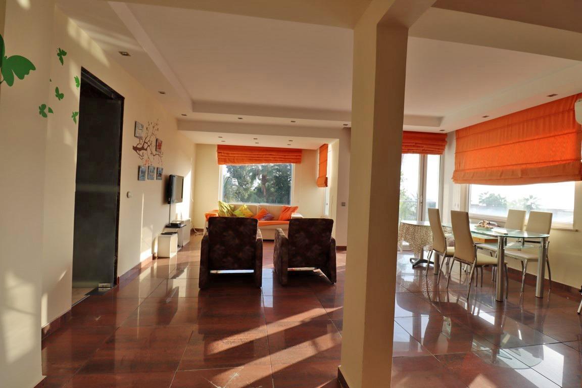 Трехкомнатная квартира на первой береговой линии у пляжа Клеопатра - Фото 8