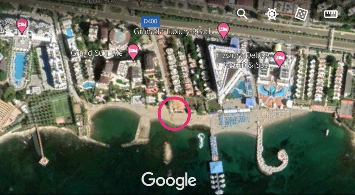 Квартиры в роскошном ЖК с собственным пляжем в Махмутларе - Фото 27