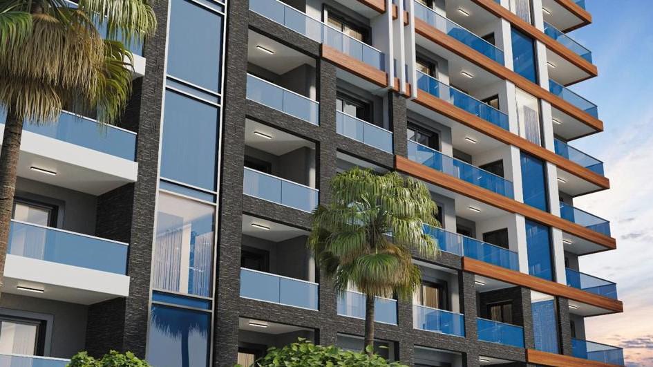 Стильные апартаменты  в Махмутлар - самом популярном туристическом центре Алании. - Фото 11