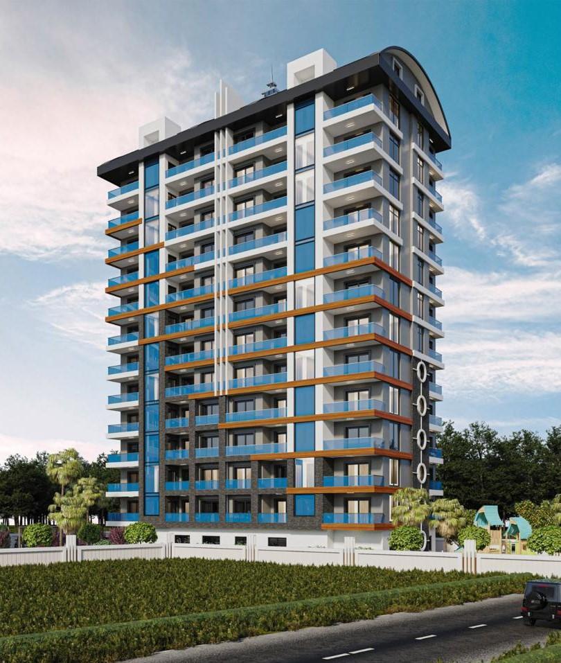 Стильные апартаменты  в Махмутлар - самом популярном туристическом центре Алании. - Фото 9