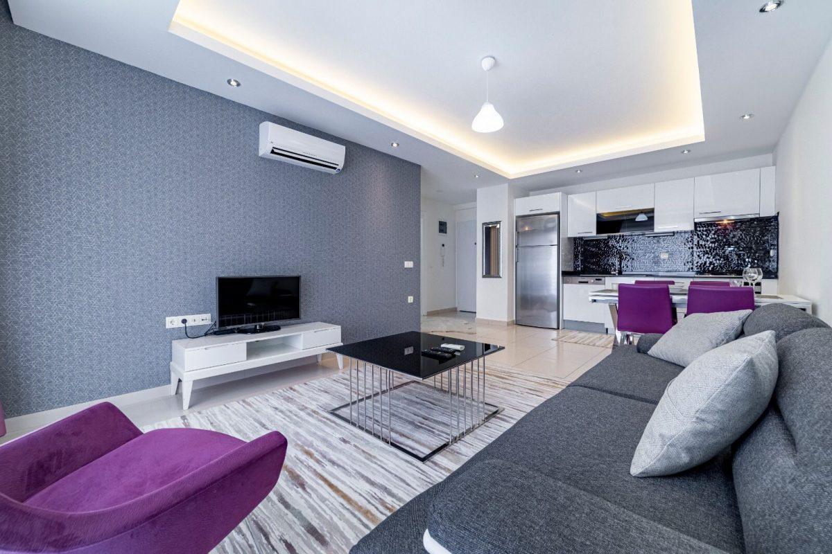 Уютная двухкомнатная квартира в комплексе люкс в аренду - Фото 11