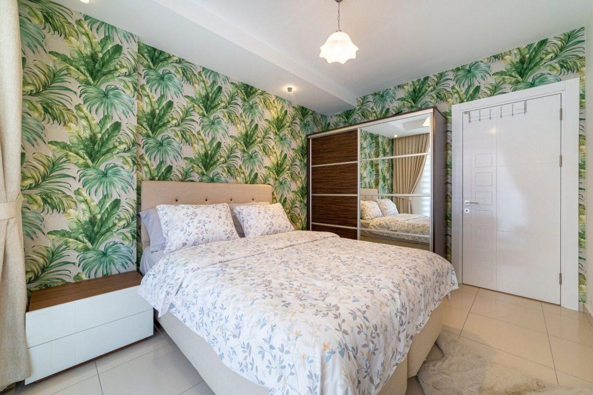 Уютная двухкомнатная квартира в комплексе люкс в аренду - Фото 13