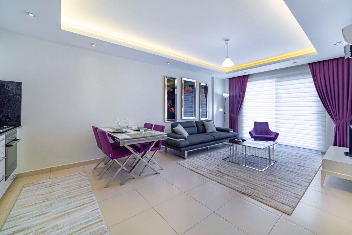 Уютная двухкомнатная квартира в комплексе люкс в аренду - Фото 15
