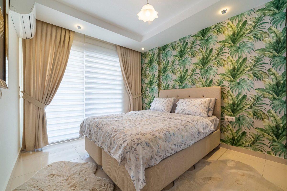 Уютная двухкомнатная квартира в комплексе люкс в аренду - Фото 16
