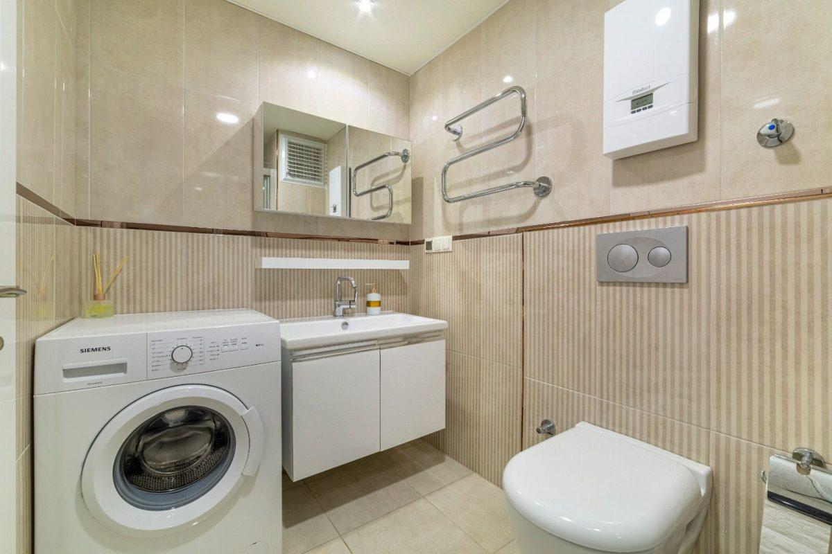 Уютная двухкомнатная квартира в комплексе люкс в аренду - Фото 17