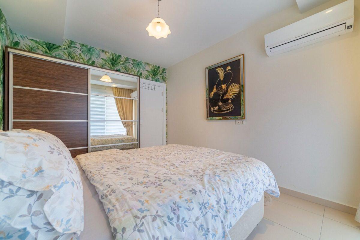 Уютная двухкомнатная квартира в комплексе люкс в аренду - Фото 18