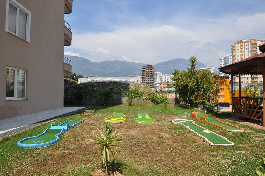 Просторная меблированная квартира в Махмутларе с видом на море и горы - Фото 4