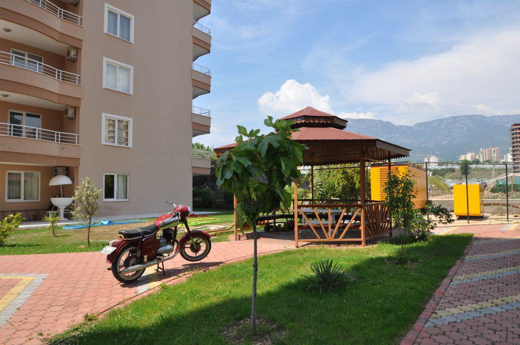 Просторная меблированная квартира в Махмутларе с видом на море и горы - Фото 2