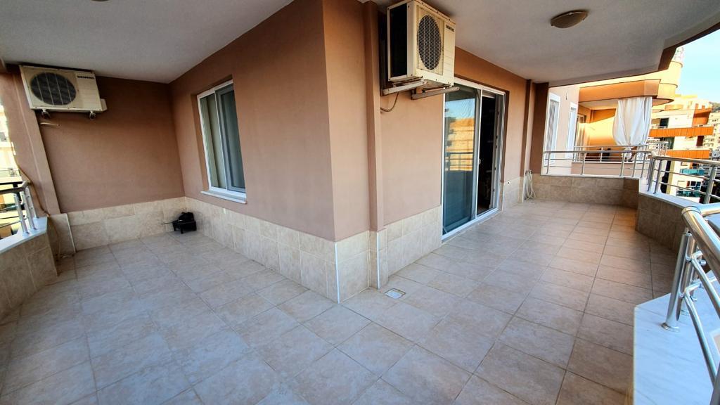 Просторная меблированная квартира в Махмутларе с видом на море и горы - Фото 20