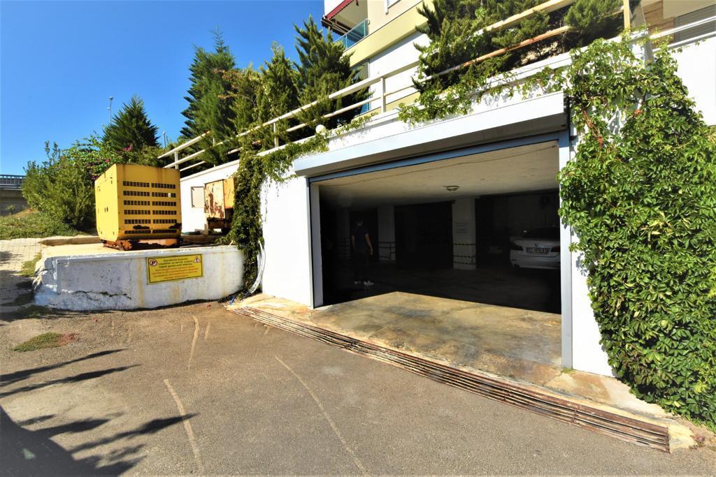 Меблированная квартира 1+1 в комплексе на первой береговой линии в Кестеле - Фото 14