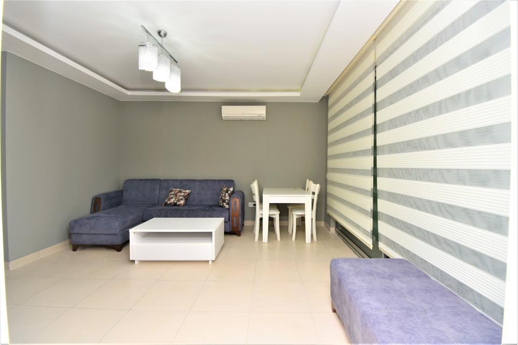 Меблированная квартира 1+1 в комплексе на первой береговой линии в Кестеле - Фото 24