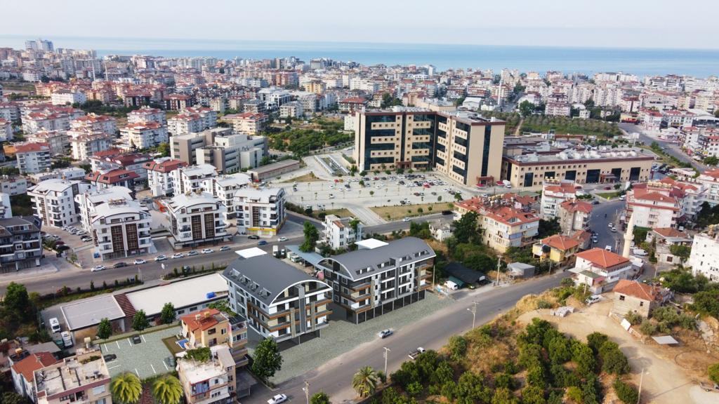 Новый проект городского типа в Районе Оба - Фото 5