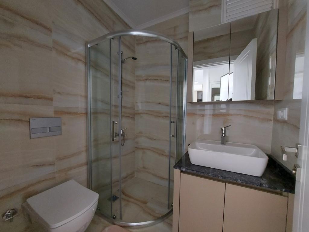 Новая квартира 1+1 в Каргыджаке с мебелью и техникой - Фото 23