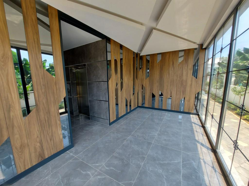 Новая квартира 1+1 в Каргыджаке с мебелью и техникой - Фото 12