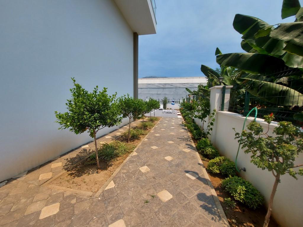Новая квартира 1+1 в Каргыджаке с мебелью и техникой - Фото 10