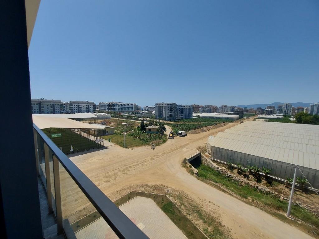 Новая квартира 1+1 в Каргыджаке с мебелью и техникой - Фото 21