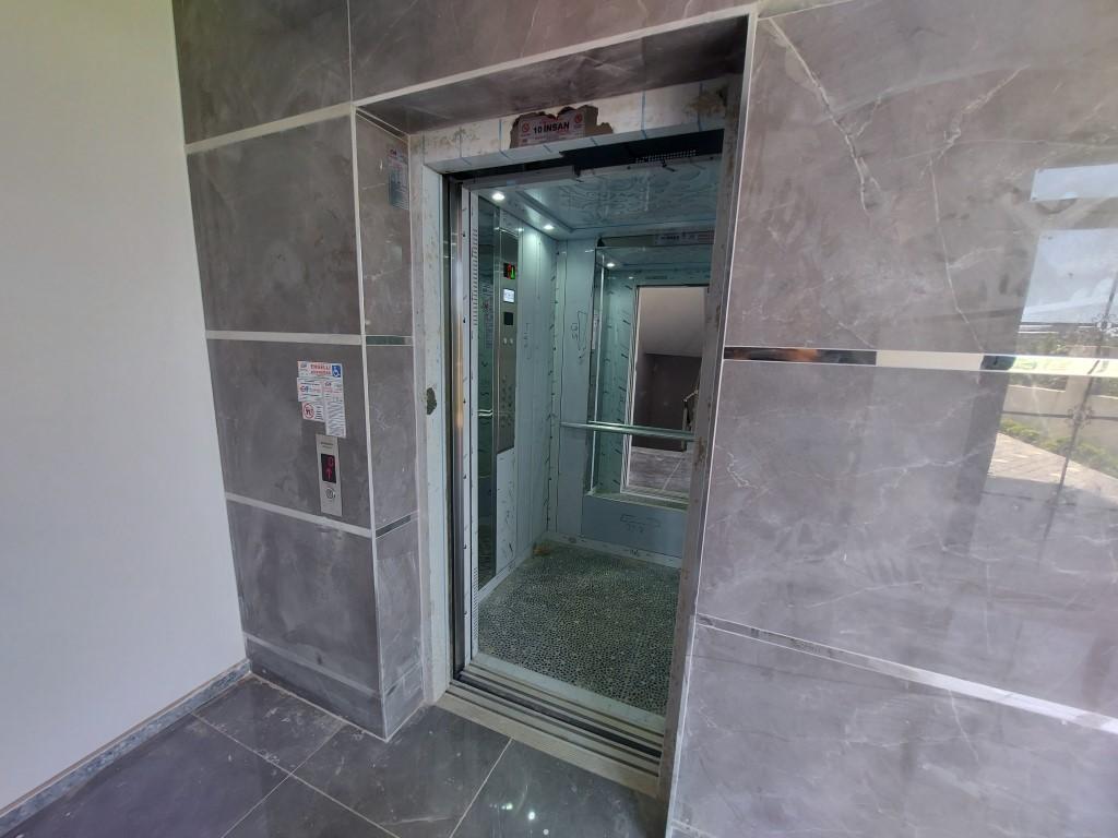 Новая квартира 1+1 в Каргыджаке с мебелью и техникой - Фото 8