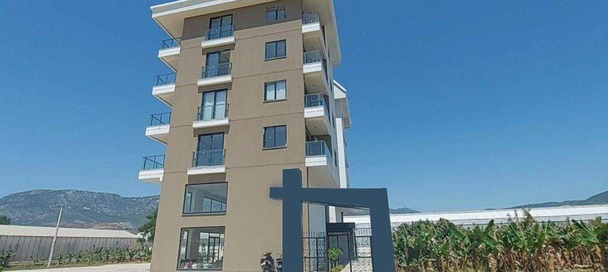 Новая квартира 1+1 в Каргыджаке с мебелью и техникой - Фото 2