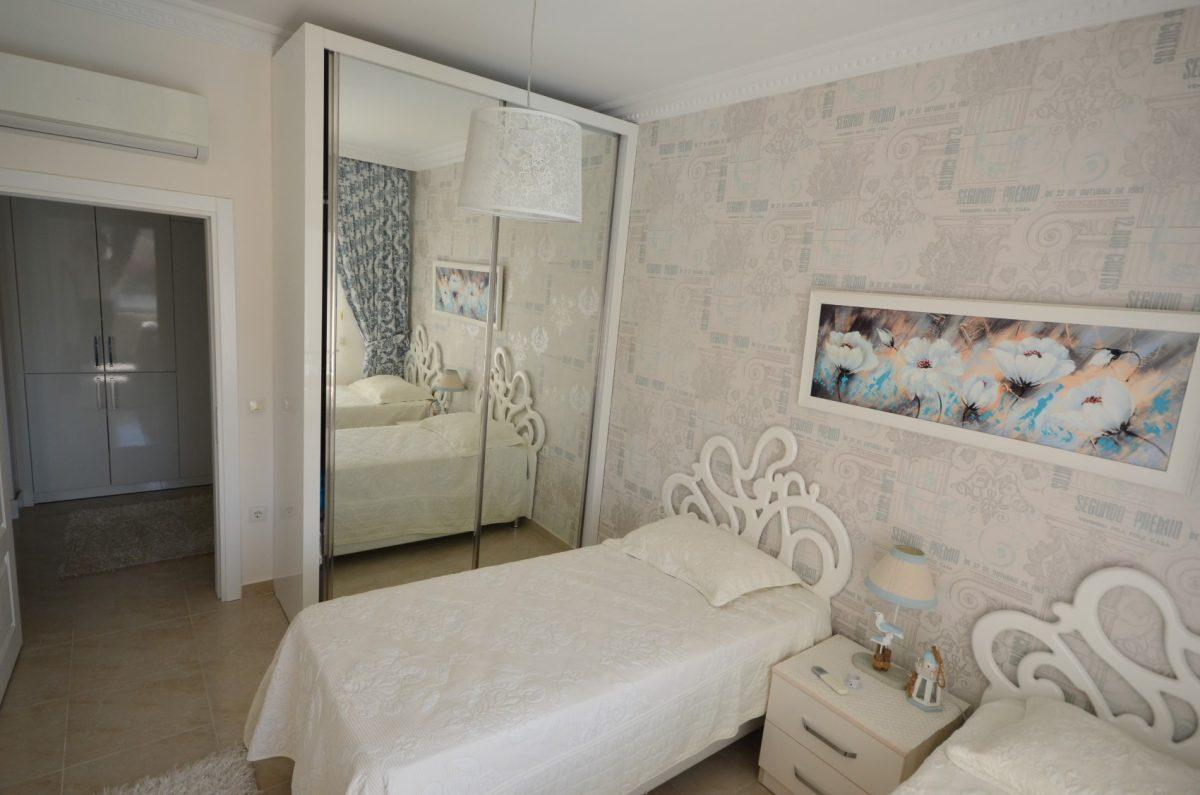 Стильные апартаменты в Махмутларе - Фото 8