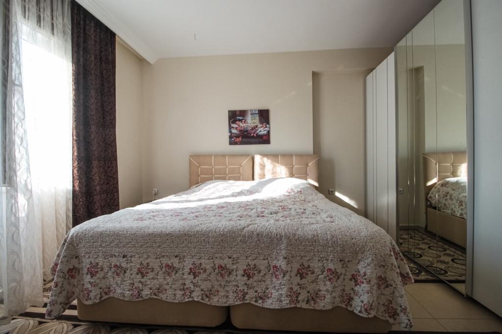 Меблированная двухкомнатная квартира в центре Махмутлара - Фото 17