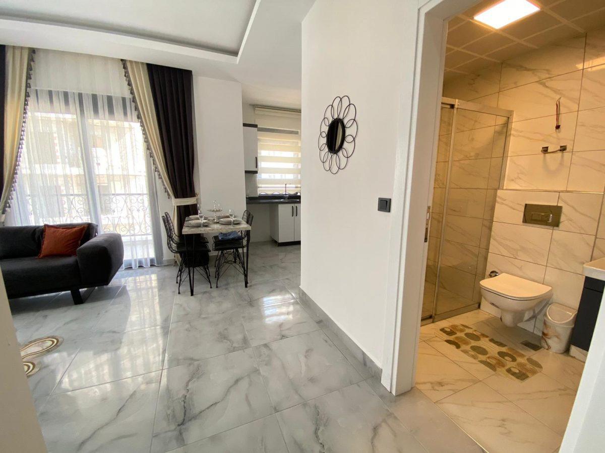 Квартира с новой мебелью в Махмутларе - Фото 8