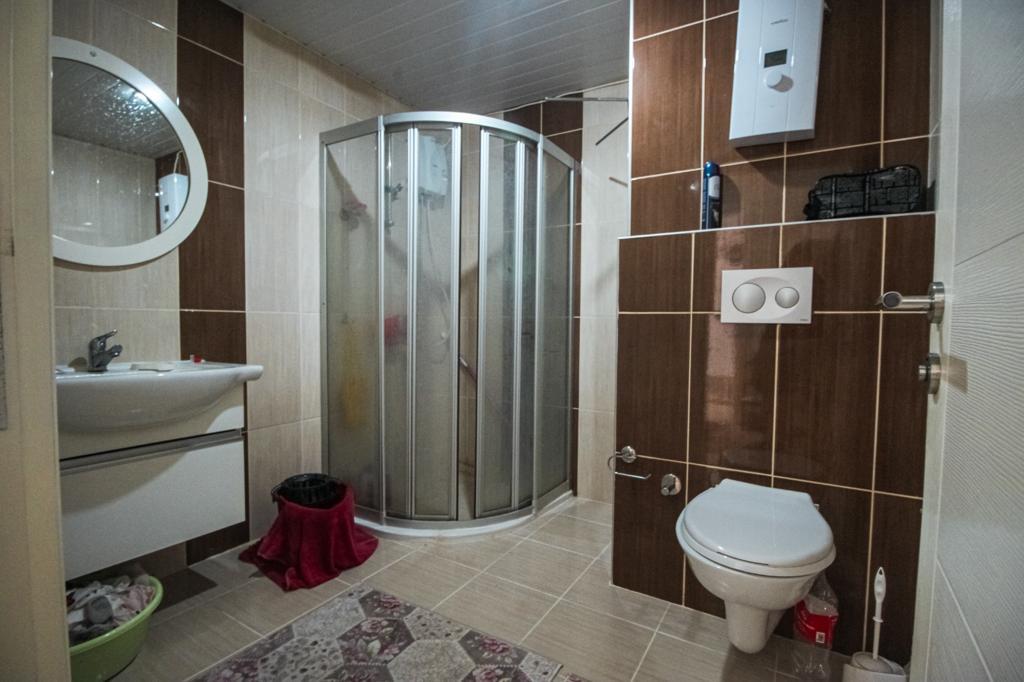 Меблированная двухкомнатная квартира в центре Махмутлара - Фото 19
