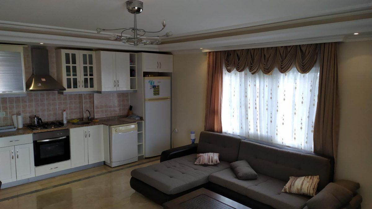 Благоустроенная квартира с мебелью 2+1 в Махмутлар - Фото 10