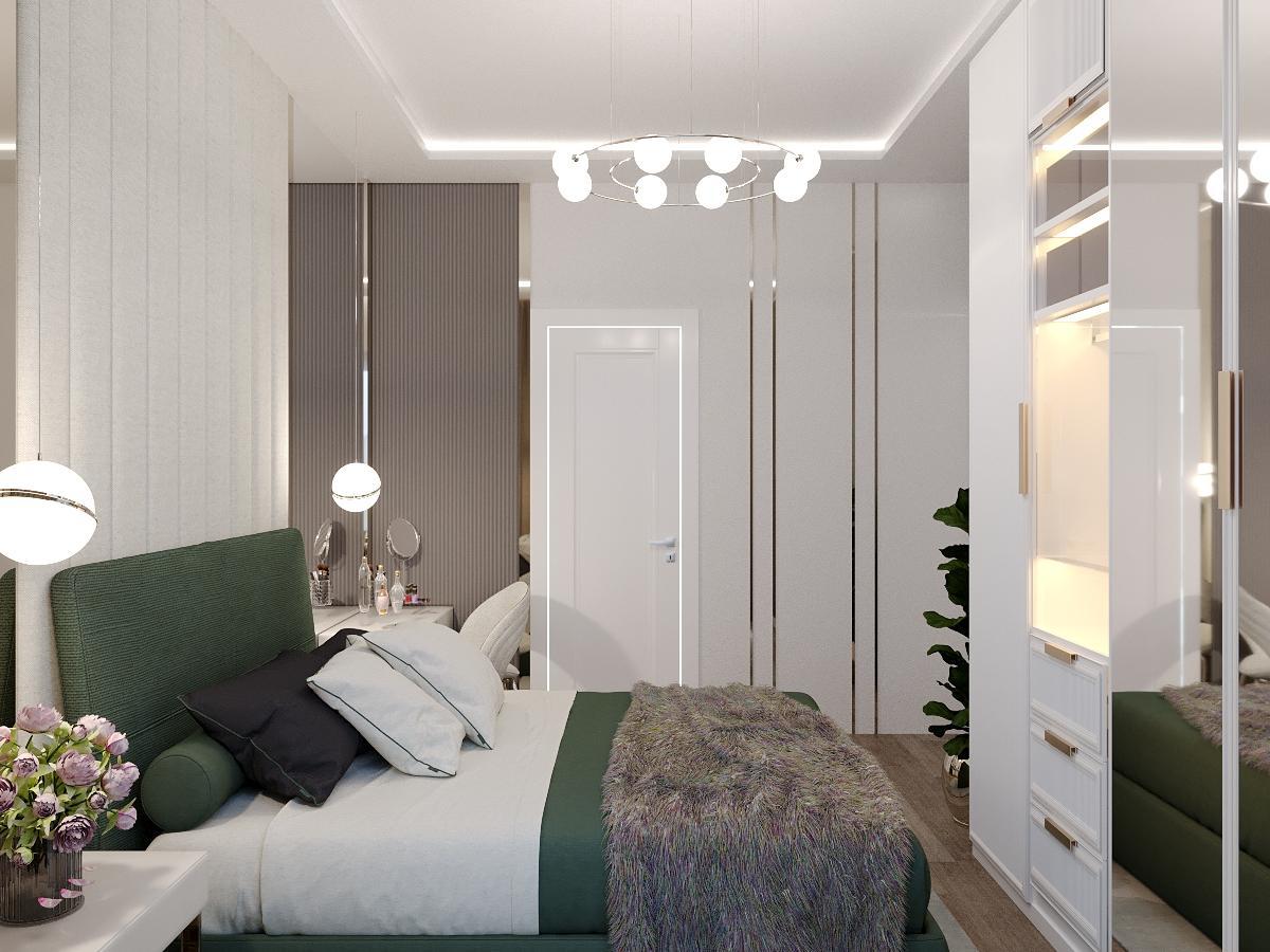 Апартаменты в новом ЖК в районе Оба - Фото 25