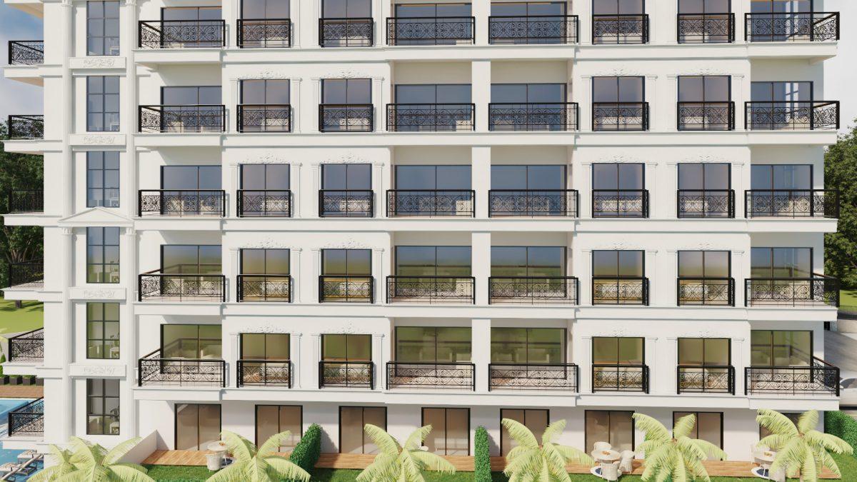 Апартаменты в ЖК премиум-класса в Авсалларе - Фото 3