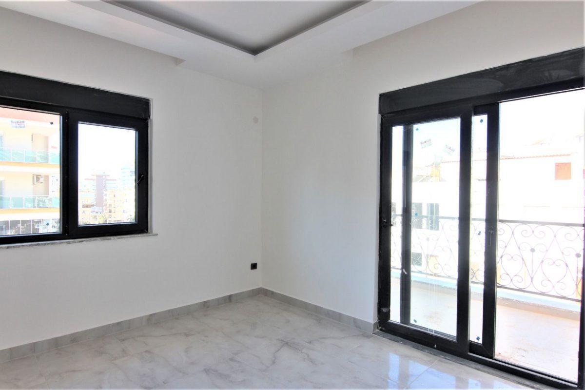 Новые светлые апартаменты 1+1 в Махмутлар - Фото 4
