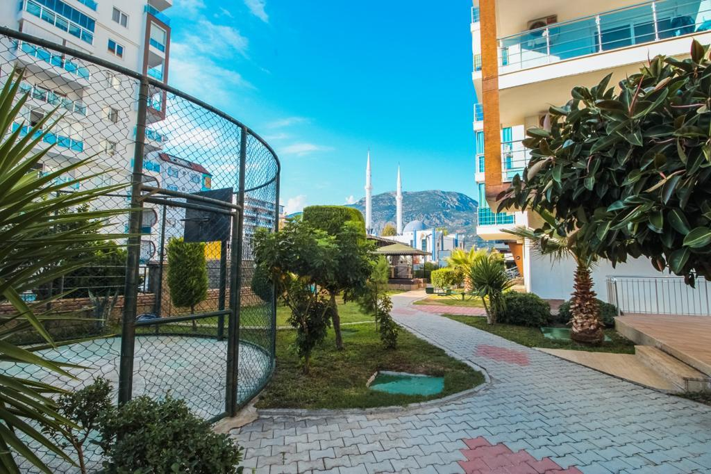 Меблированная двухкомнатная квартира в центре Махмутлара - Фото 6