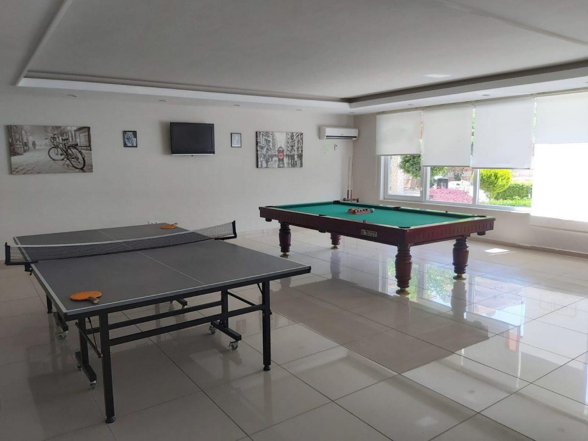 Просторная меблированная квартира 1+1 в Махмутларе - Фото 10