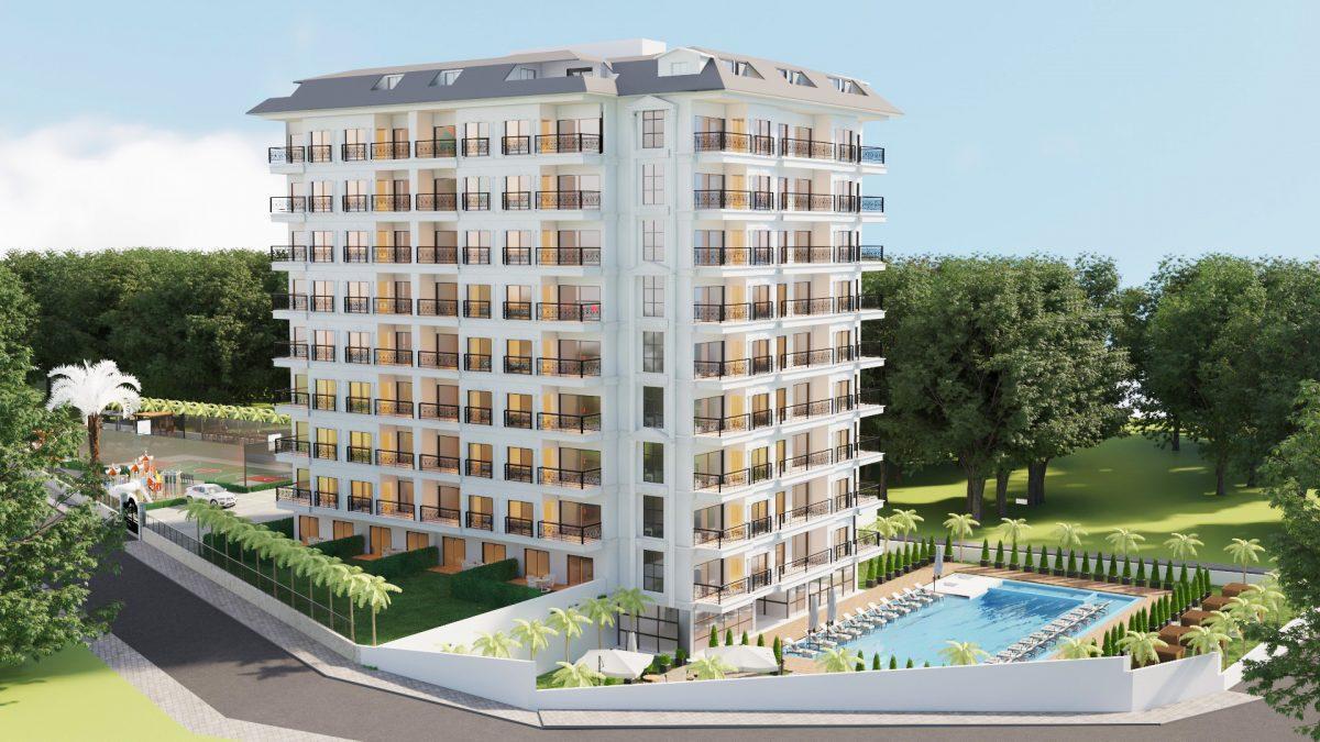 Апартаменты в ЖК премиум-класса в Авсалларе - Фото 4