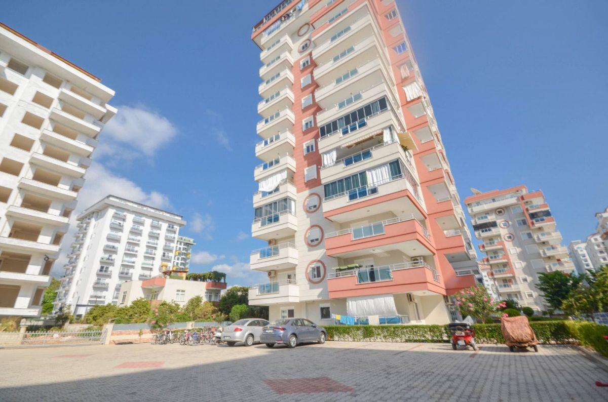 Просторная меблированная квартира 1+1 в Махмутларе - Фото 3