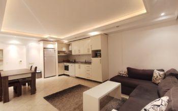 Меблированная квартира 2+1 в центра района Оба
