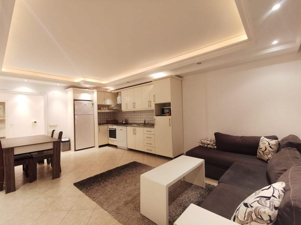 Меблированная квартира 2+1 в центра района Оба - Фото 1