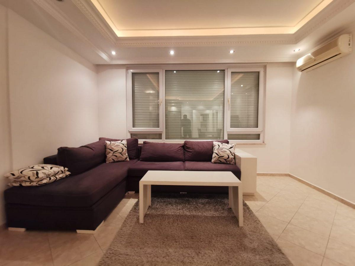 Меблированная квартира 2+1 в центра района Оба - Фото 3