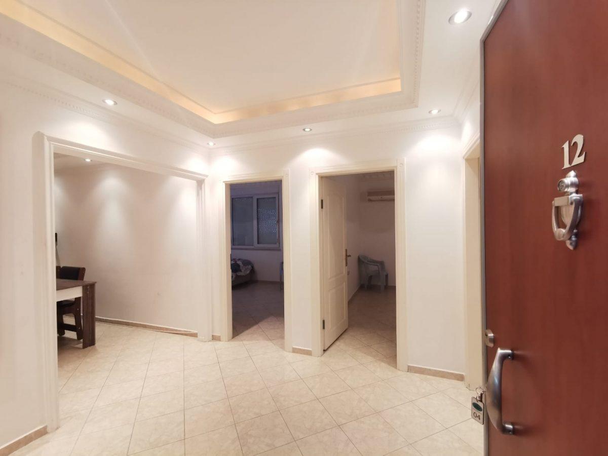 Меблированная квартира 2+1 в центра района Оба - Фото 14