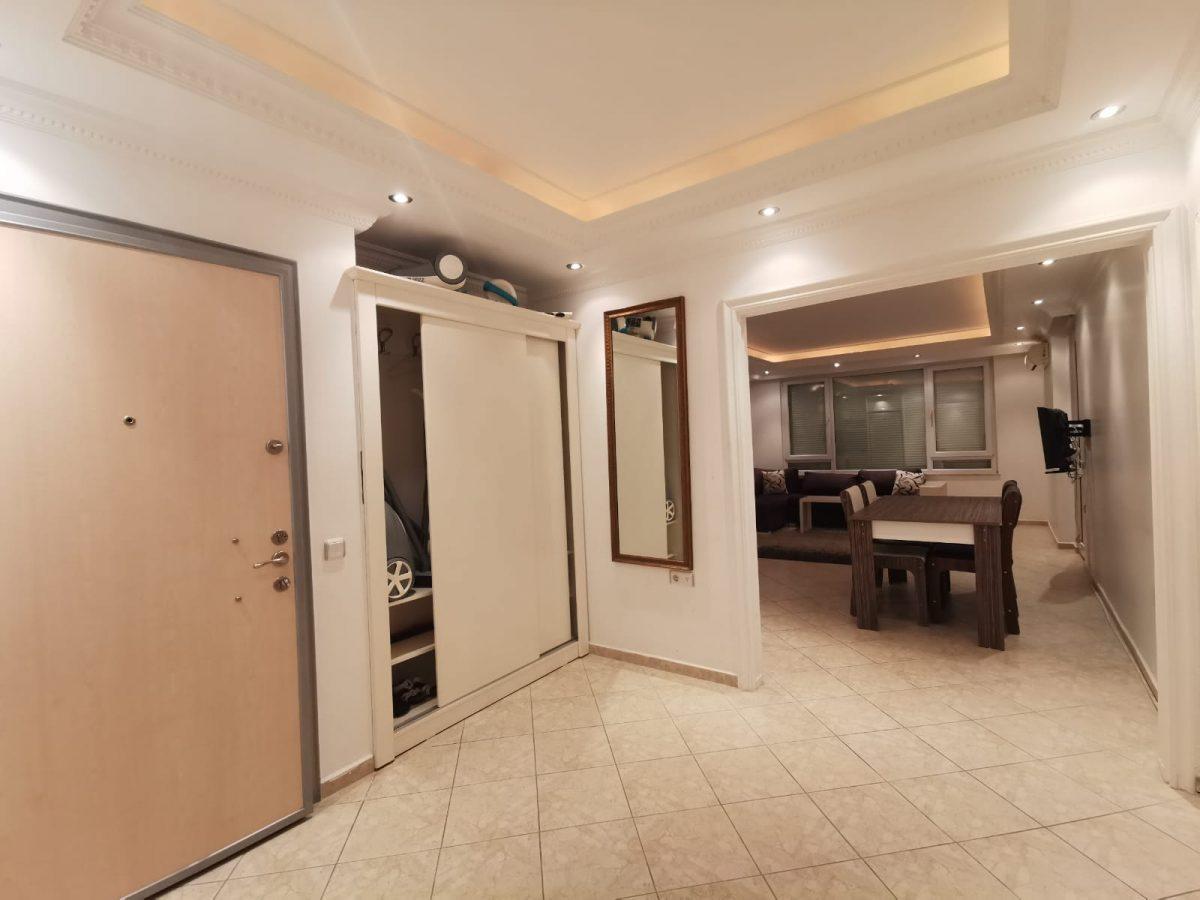 Меблированная квартира 2+1 в центра района Оба - Фото 4