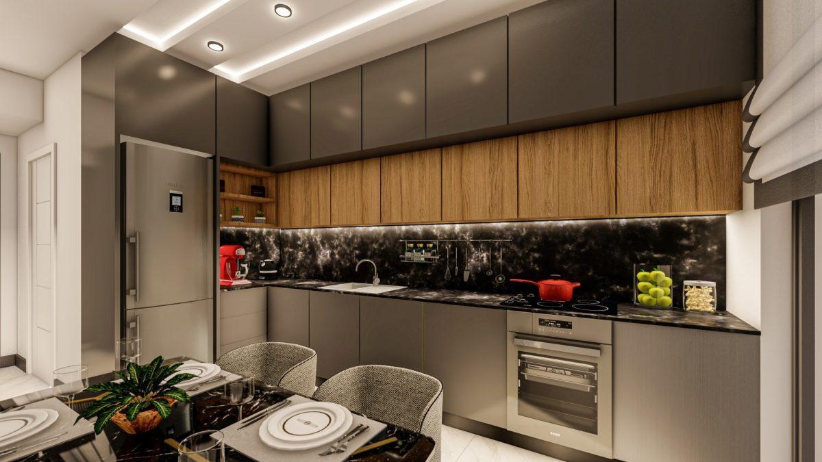 Квартиры в ЖК премиум-класса в Авсалларе - Фото 34