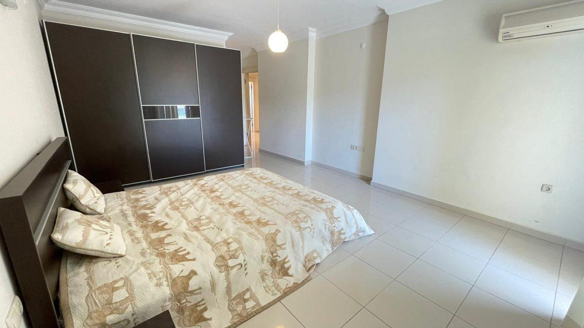 Просторная квартира с мебелью в Махмутларе - Фото 26