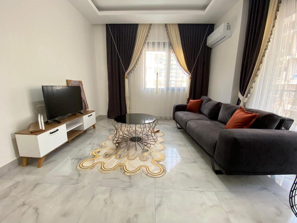 Квартира с новой мебелью в Махмутларе - Фото 5
