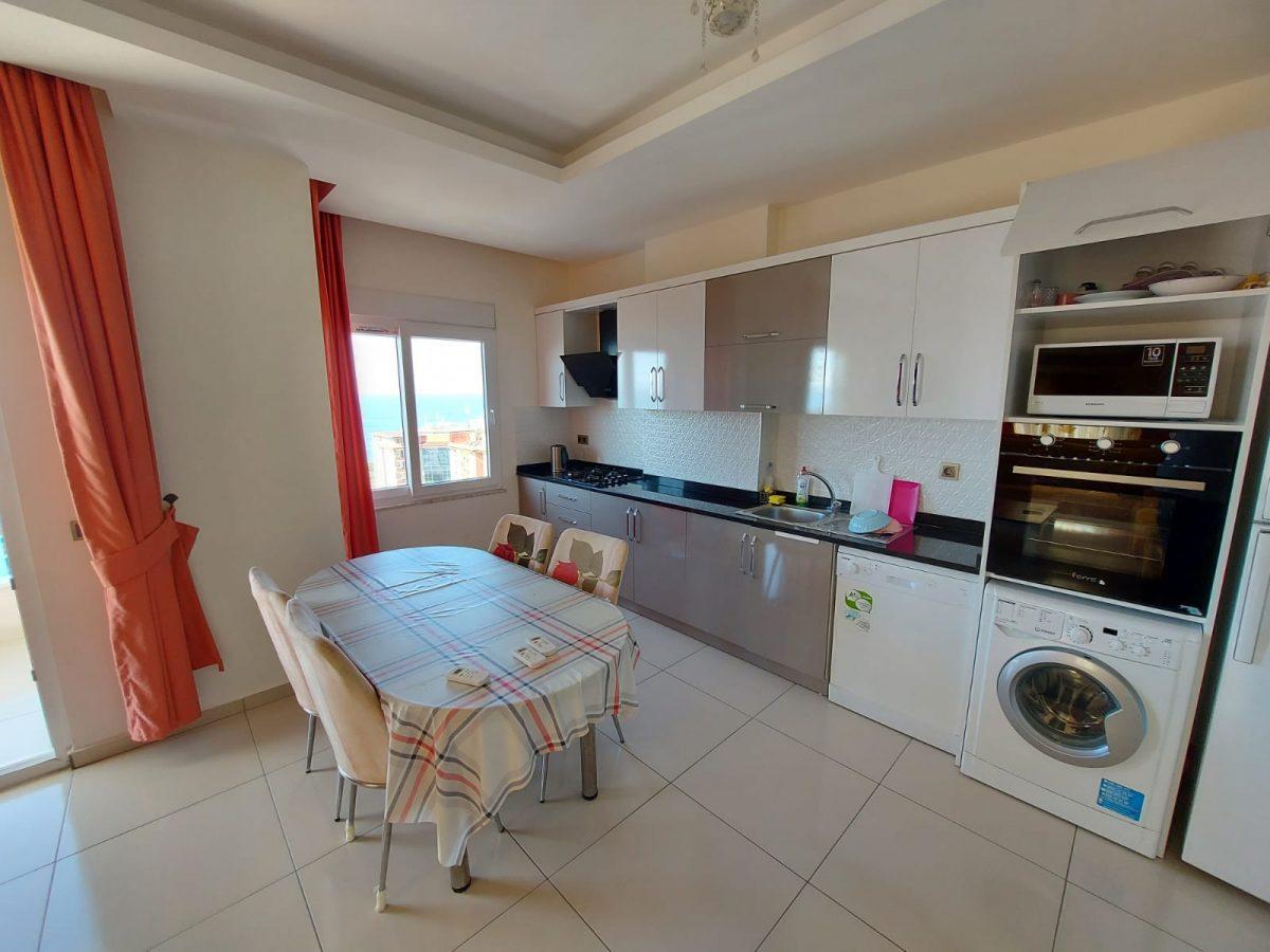 Меблированная квартира 2+1 на центральной улице в Махмутларе - Фото 16