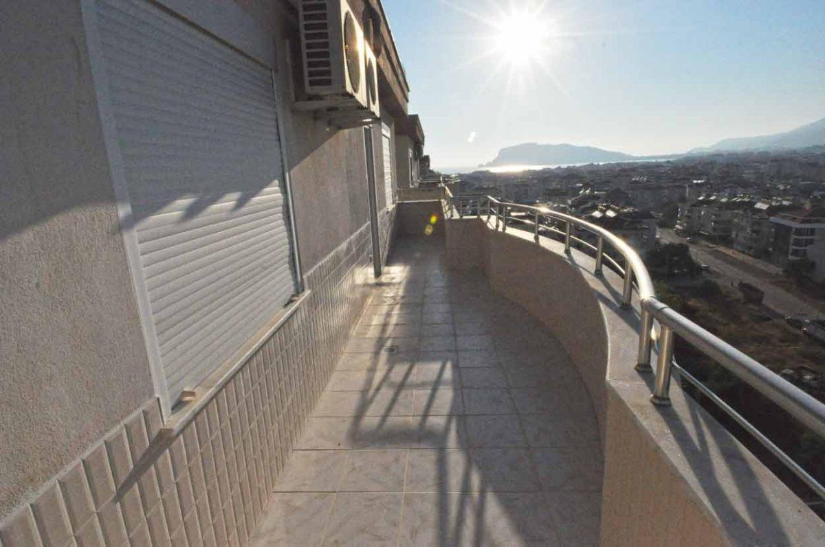 Пентхаус с видом на горы в Тосмуре - Фото 26