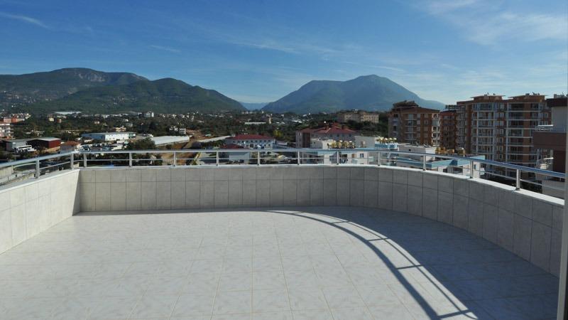 Пентхаус с видом на горы в Тосмуре - Фото 24
