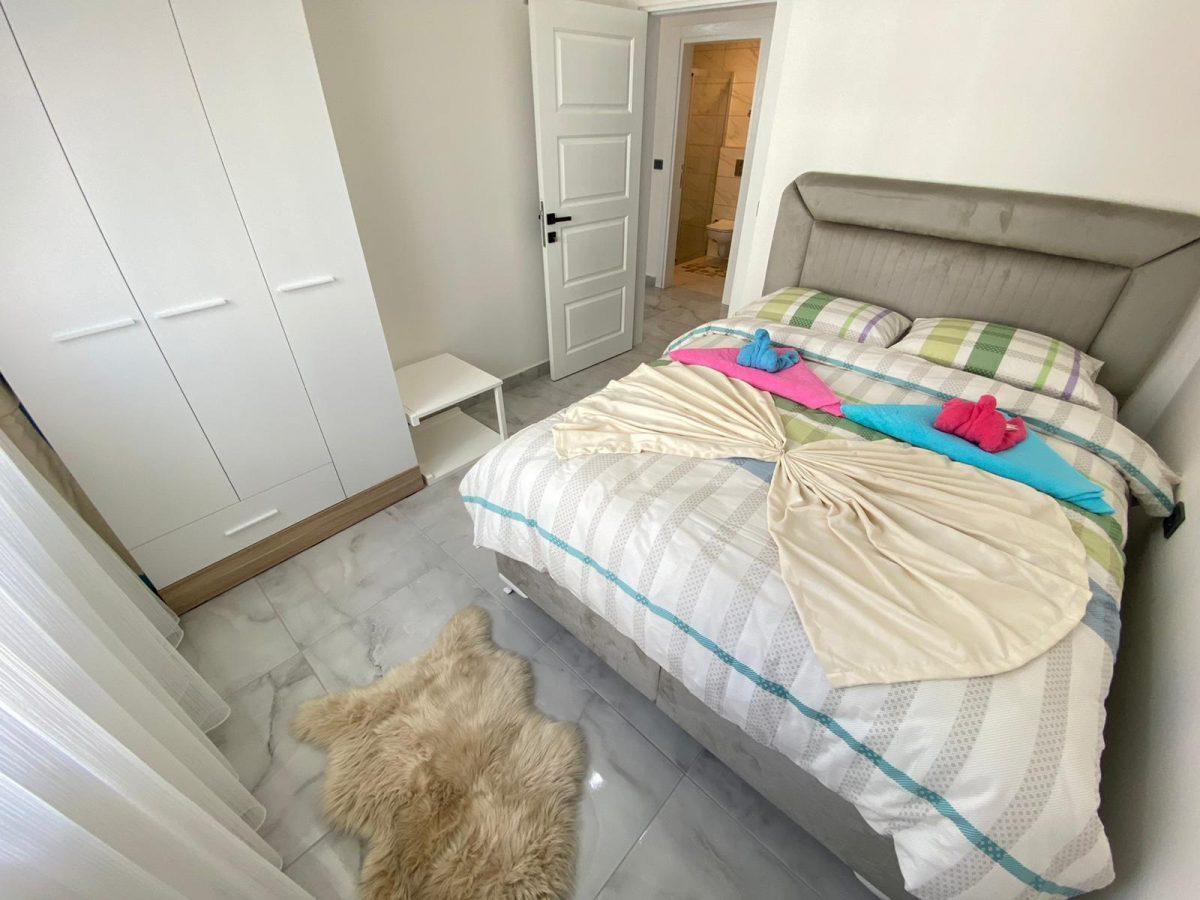 Квартира с новой мебелью в Махмутларе - Фото 14