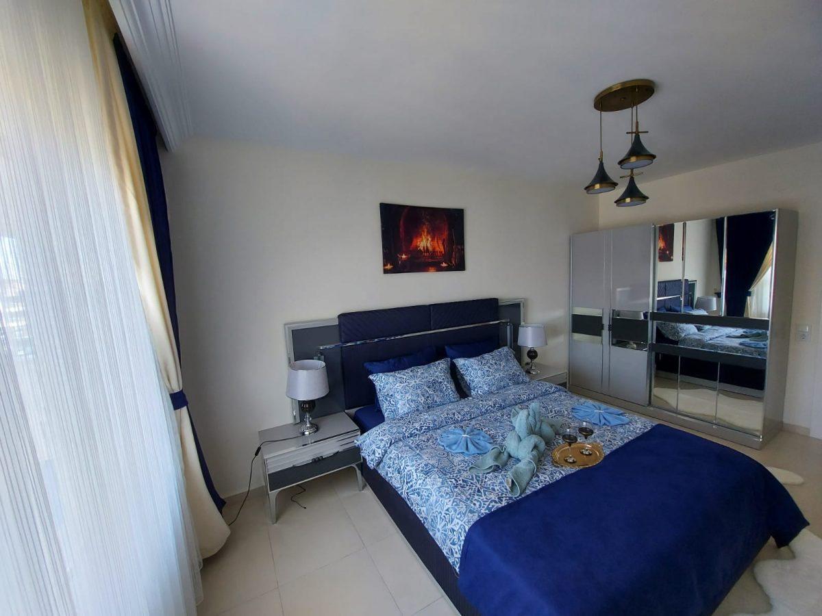 Просторная меблированная квартира 1+1 в Махмутларе - Фото 21
