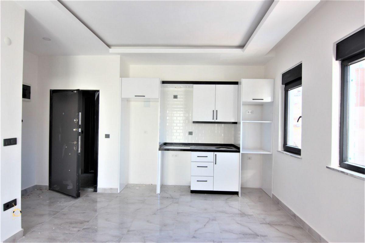 Новые светлые апартаменты 1+1 в Махмутлар - Фото 3