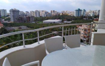Благоустроенная квартира с мебелью 2+1 в Махмутлар