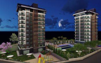 Квартиры с панорамным видом в Авсалларе